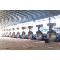 Buy cheap Glass / Brick Industrial Concrete Autoclave Φ2.68M / AAC Block Equipment from wholesalers
