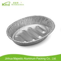 Buy cheap Oval Turkey Roaster Aluminum Foil Container from wholesalers