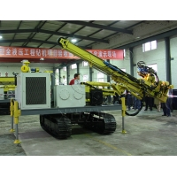 Buy cheap Full Hydro Multifunction 9500kg 58kN Construction Drilling Rig from wholesalers