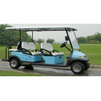 Buy cheap Electric Vehicle 6 Seater Golf Cart , Multi Passenger Golf Carts For Club product