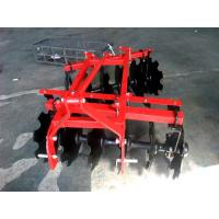 Buy cheap 1BQX-1.1  12blade light duty disc harrow from wholesalers