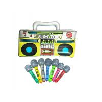 Buy cheap Colorful 16 Inflatable Kids Toys Microphones Speaker & Musical Instruments from wholesalers