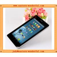 Buy cheap 1G/8G MTK8377 Dual sim card Dual core 3G tablet phone tablet pc with GPS and bluetooth from wholesalers