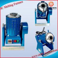 Buy cheap JC Aluminium Melting Small Rotary Furnace from wholesalers
