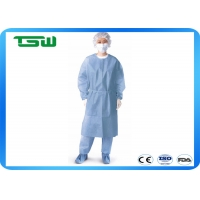 Buy cheap 40gsm Single Use 115*137cm Nonwoven Isolation Gown from wholesalers