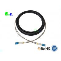 Buy cheap LC To LC Duplex Outdoor CPRI Optic Fiber Patch Cable OS1 / OS2 / OM1 / OM2 /OM3 for Ftta from wholesalers