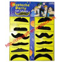 Buy cheap Costume Fake Mustache Fancy Dress Party from wholesalers