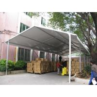 Buy cheap White PVC Fabric Roof Industrial Storage Tents Customized ISO CE Certification from wholesalers