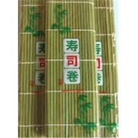 China Sushi Rolling Roller Bamboo Material Mat Maker And Rice Paddle Kit on sale