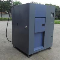 Buy cheap High Low Temperature Environmental Testing Chamber / Thermal Shock Charpy Impacting Cooling Testing Chamber from wholesalers