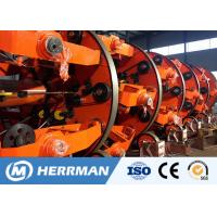 Buy cheap Cage / Cradle Type Cable Stranding Machine PLC Controlled 400~800mm Bobbin Size product