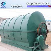 Buy cheap automatic feeding and slagging waste tyre recycle machine from wholesalers