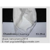 Oxandrolone Anavar Bodybuilding Oral Steroids For Muscle Building CAS 53-39-4