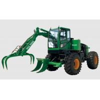 Buy cheap 5 Tons Sugar Can Wheel Loader With Grabber 360 Swing Angle For Transport from wholesalers