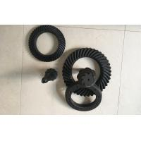 Buy cheap High Precision Spiral Bevel Gear Bevel Pinion And Crown Wheel For Gearbox product