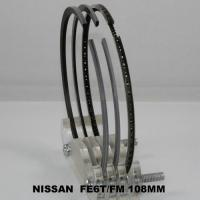 Buy cheap MK250 Nissan Engine Parts / FE6T Piston Ring Set 12040-Z5505 108mm from wholesalers