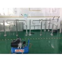 Buy cheap High Speed Manual Full Height Turnstile Manual Half Height Barrier Gates from wholesalers