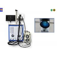 Buy cheap 355nm 10w Laser Marking Machine , Mobile Laser Engraving Machine For Plastic Bottle Glass PP from wholesalers