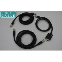 Buy cheap Ultra Flex 6 Pin Hirose Cable Black Color , 4.0 Meters Custom Camera Data Cable from wholesalers