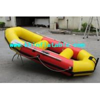 Buy cheap The Best Quality PVC Inflatable Boat Inflatable Rib Boat from wholesalers