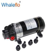 Buy cheap WHALEFLO DP-160 irrigation ultra high pressure portable diaphragm 12v water pump from wholesalers