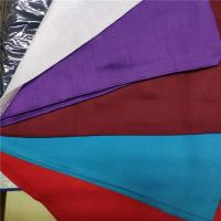 Buy cheap Good Color Fastness Rayon Clothing Material Anti - Static Shrink - Resistant from wholesalers