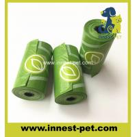 Buy cheap New Products 100% Biodegradable Plastic Dog Poop Bags from wholesalers