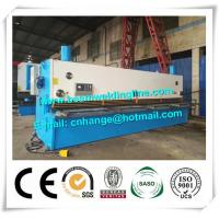 Buy cheap Guillotine Type NC Metal Shearing Machine QC11Y , Hydraulic Shearing Machine from wholesalers