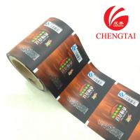 Buy cheap Cup Sealing Film Disposable Plastic Packaging Film For Snack Puffed Food from wholesalers