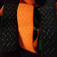 Buy cheap Whole sale printed non-slip pure color jacquard elastic webbing from wholesalers