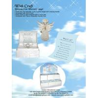 Buy cheap Spun Glass Angel Box from wholesalers