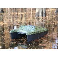 Camouflage carp fishing bait boats , radio controlled bait boat DEVC-308