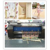 Buy cheap High Speed Large Format Printing Machine Sublimation Flag Satin Printer from wholesalers