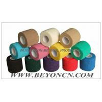 Buy cheap Ankle Colored Sports Strapping Tape Self Adhesive Hand Tear CE FDA Approved from wholesalers