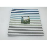Buy cheap Travel Fancy Instant Scrapbook Photo Album 12x12 Fabric Covr Screw Post Bound from wholesalers