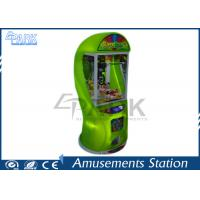 Buy cheap Kids Toy Crane Game Machine , Coin Pusher Vending Machine For Shopping Mall from wholesalers