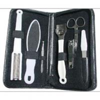 Buy cheap All useful tools manicure set for men from wholesalers