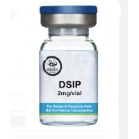 Buy cheap Healthy Peptides Bodybuilding Hormone Delta Sleep-inducing Peptide DSIP 2mg/vial,CAS 62568-57-4 from wholesalers