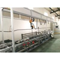 Buy cheap Semi Automatic assembly line for compact busbar trunking system product