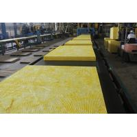 Buy cheap High Density Glass Wool board Insulation For Construction Material from wholesalers
