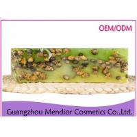 Buy cheap Chamomile Essential Oil Natural Handmade Soap With Chamomile Dry Flower from wholesalers