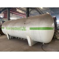 Buy cheap Pressure Vessel 45cbm Cylinder Refilling LPG Gas Storage Tank 15 Years Life Time from wholesalers