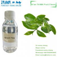 Buy cheap 2018 most popular USP grade Tobacco/mint/fruit aroma concentrate Green Tea flavor for vape from wholesalers