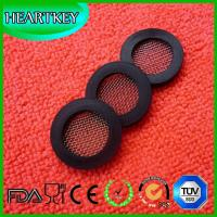 Buy cheap Custom Stainless Steel NBR Rubber Gasket Hose Filter Washer With Screen from wholesalers