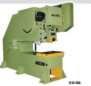 Buy cheap J21S Series C-Frame Deep throat Power Press product