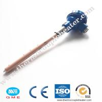 Buy cheap Stainless Steel Assemble Thermocouple Rtd Custom Length With Temperature Sensor from wholesalers