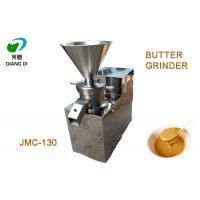 Buy cheap new automatic stainless steel peanut butter processing machine/colloid mill machinery from wholesalers
