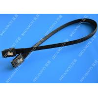 Buy cheap Computer Serial Attached SCSI SAS Cable SFF 8087 To SFF 8087 Tinned Cooper Conductor from wholesalers