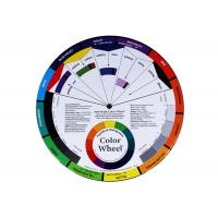Buy cheap Colorful Round Permanent Makeup Color Wheel Tattoo Accessories from wholesalers