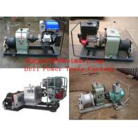 Buy cheap Powered Winches,Cable Winch,ENGINE WINCH from wholesalers
